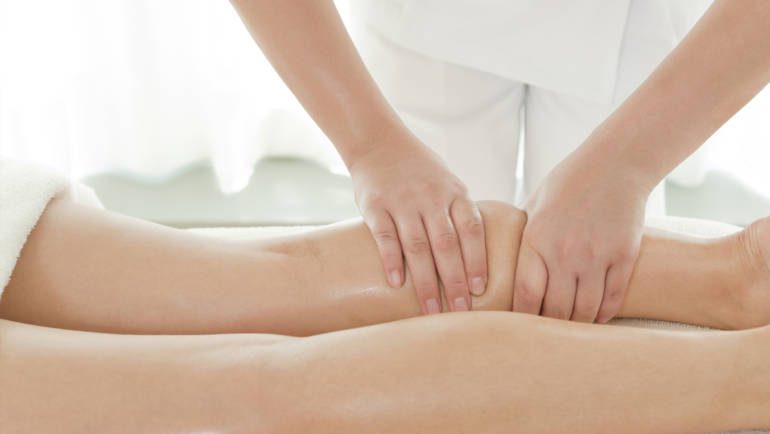 Massage for Injury and Rehabilitation